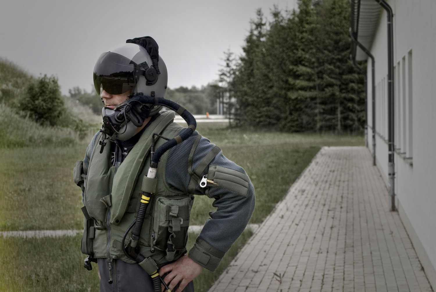 Eurofighter Pilot
